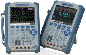 Osciloscopio Digital Portátil Hantek DSO8060