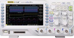 Osciloscopio Rigol DS1104Z-S Plus