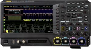 Osciloscopio Rigol MSO5024 Turbo