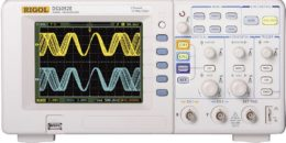 Osciloscopio Rigol DS1052E