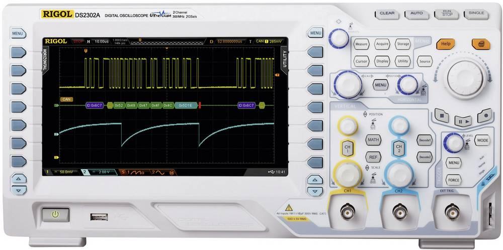 Osciloscopio Rigol DS2302A-S