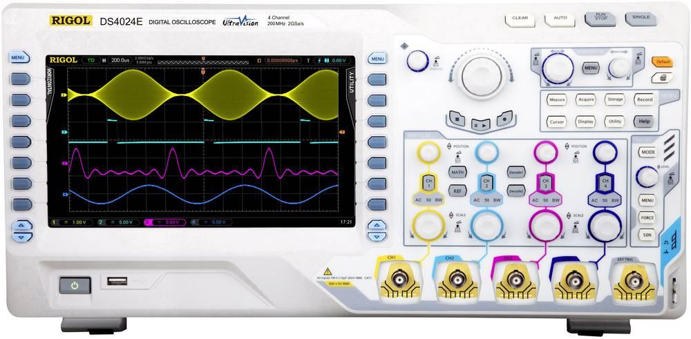 Osciloscopio Rigol DS4014E