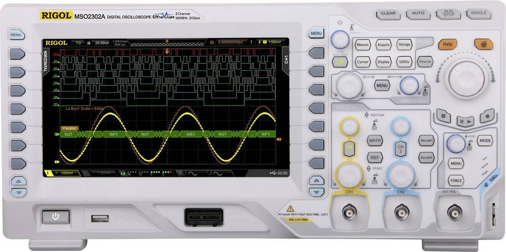Osciloscopio Rigol MSO2072A