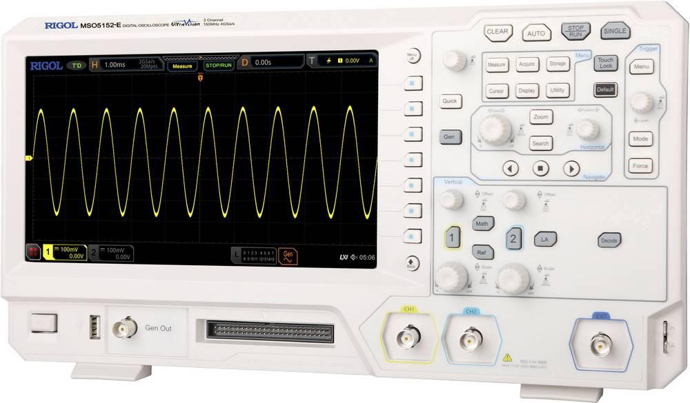 Osciloscopio Rigol MSO5152-E