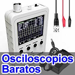 osciloscopios baratos